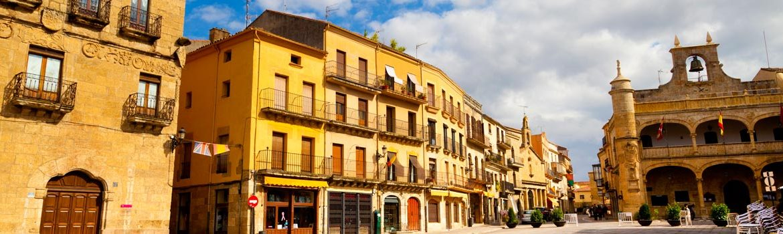 Panorámica que ver en Ciudad Rodrigo