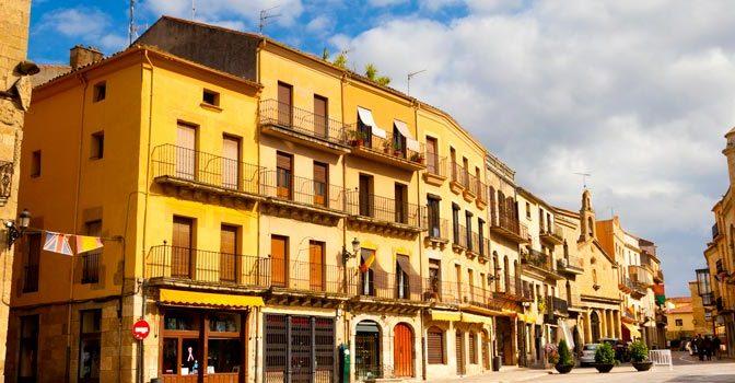 Dormir en Ciudad Rodrigo