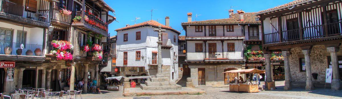 Sleep in La Alberca