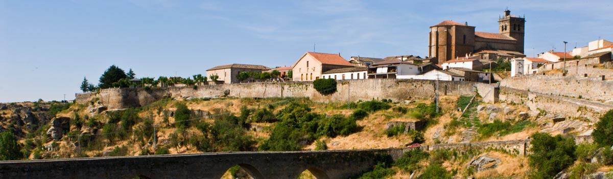 sitio euro salida cerca de Salamanca