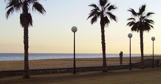 Sleep in Canet de Mar
