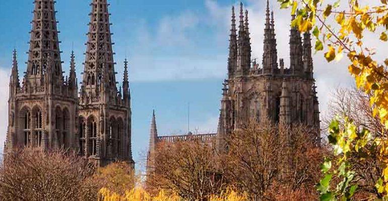 Las más bellas catedrales del Camino Francés