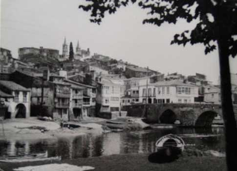 betanzos fotografia antigua