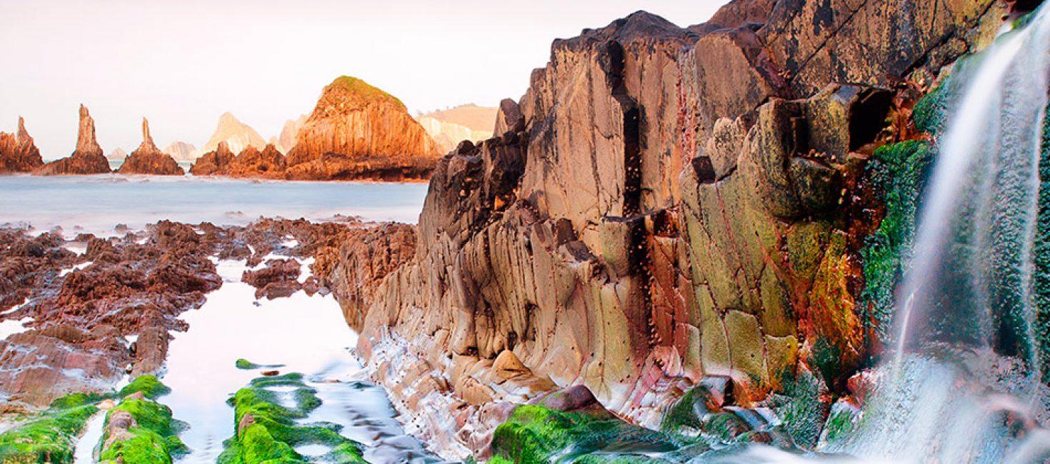Paysage Protégé de la Côte Occidentale des Asturies
