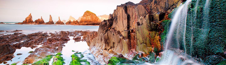 costa occidental asturias espana fascinante