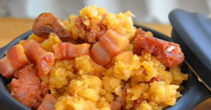 Comer en Albarracín