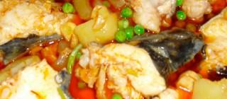 guiso pescado pontevedra