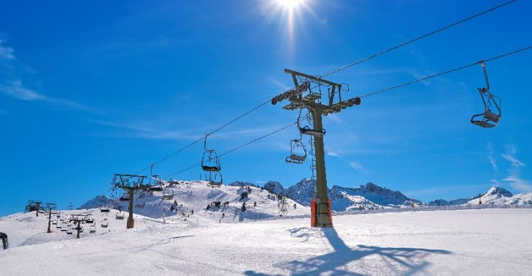 Los itinerarios y pistas de esquí más peligrosas de España