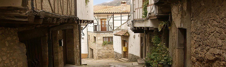 Panorámica que ver en San Martin de Trevejo
