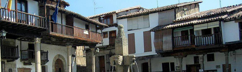 Panorámica que ver en Valverde de la Vera