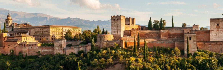 Panorámica de Granada ciudad