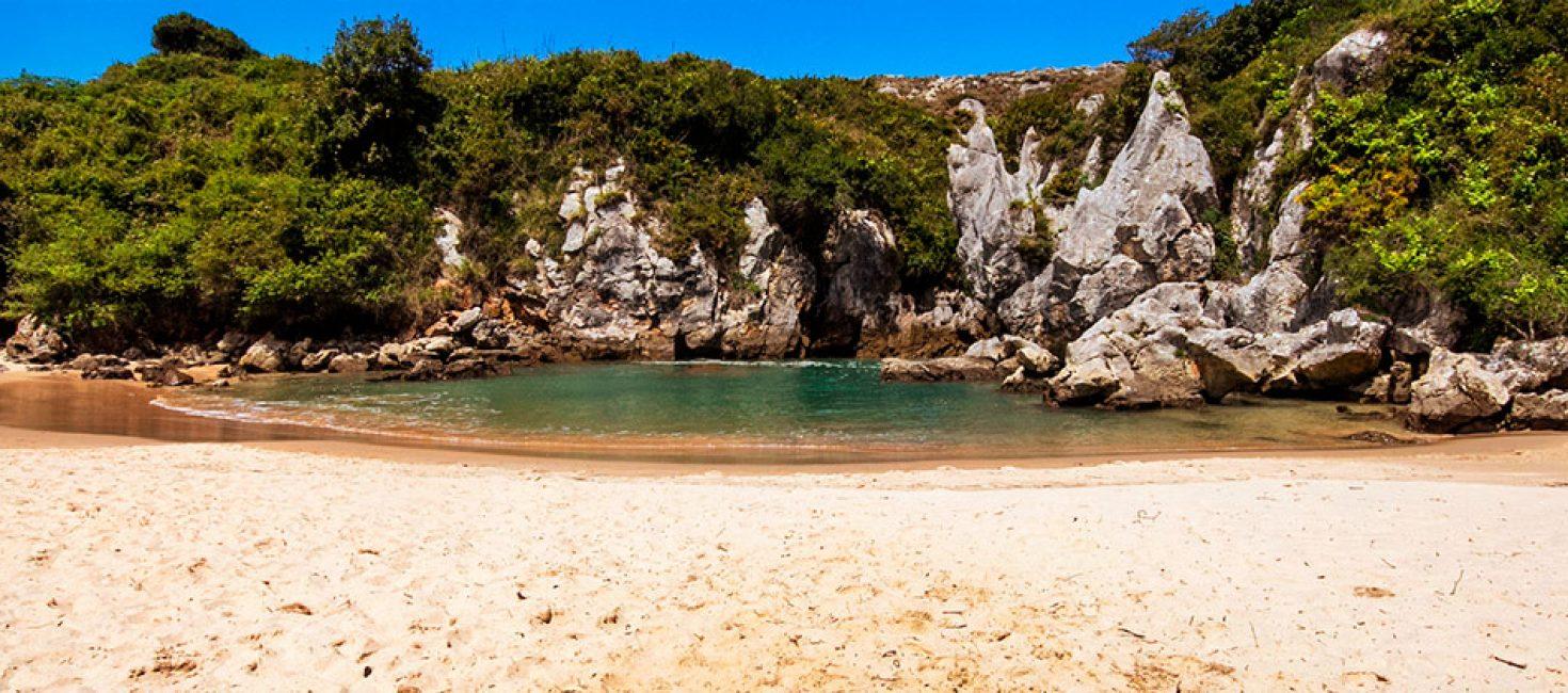 East Coast of Asturias and Gulpiyuri Beach