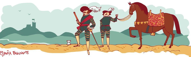 historia de andalucia el duque medina