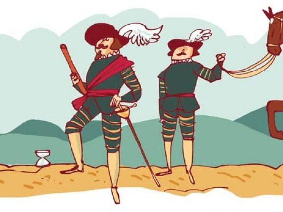 El desafío del duque de Medina Sidonia al rey de Portugal