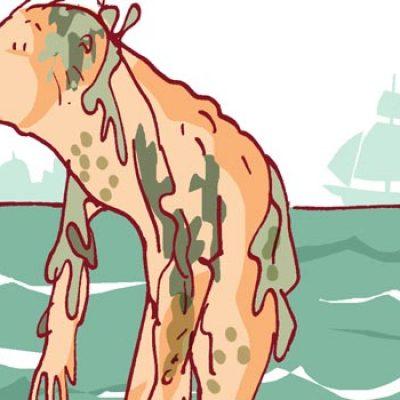 El hombre pez de Liérganes