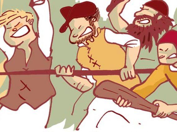 Andrade el Malo y los Irmandiños