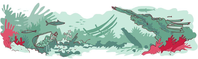 la batalla de rande y el tesoro perdido su historia