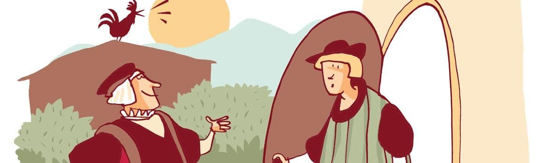 historias de galicia pedro madruga