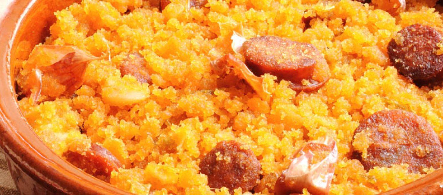 Eating in Alcalá de Henares