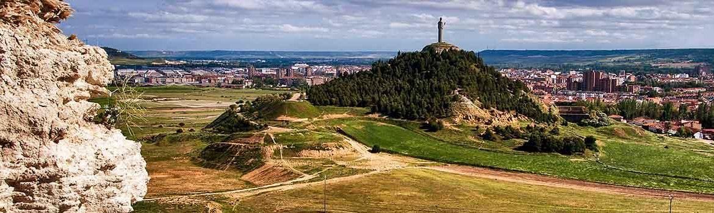Panorámica que ver en Palencia