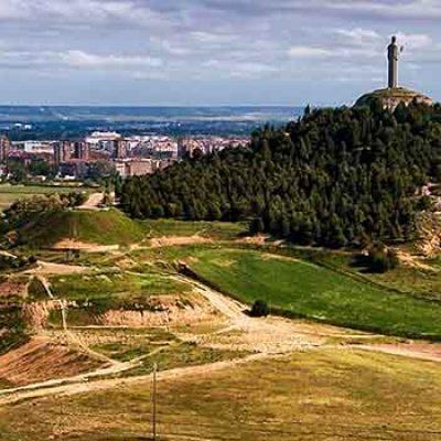 Dónde dormir en Palencia