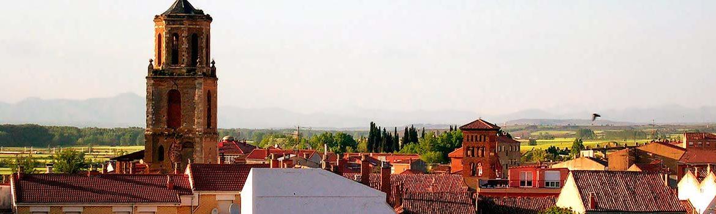 Panorámica que ver en Sahagún