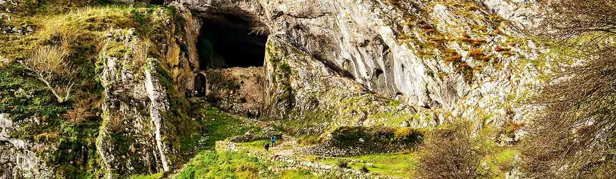 Panorámica que ver en el Túnel de San Adrián