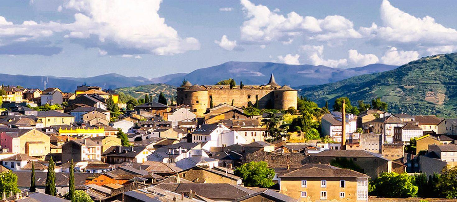 Sleep in Villafranca del Bierzo