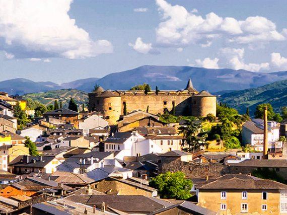 Dónde dormir en Villafranca del Bierzo