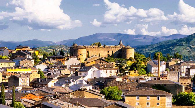Dormir á Villafranca del Bierzo