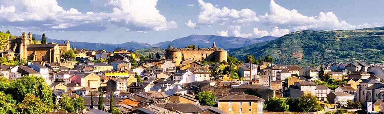 Panorámica que ver en Villafranca del Bierzo