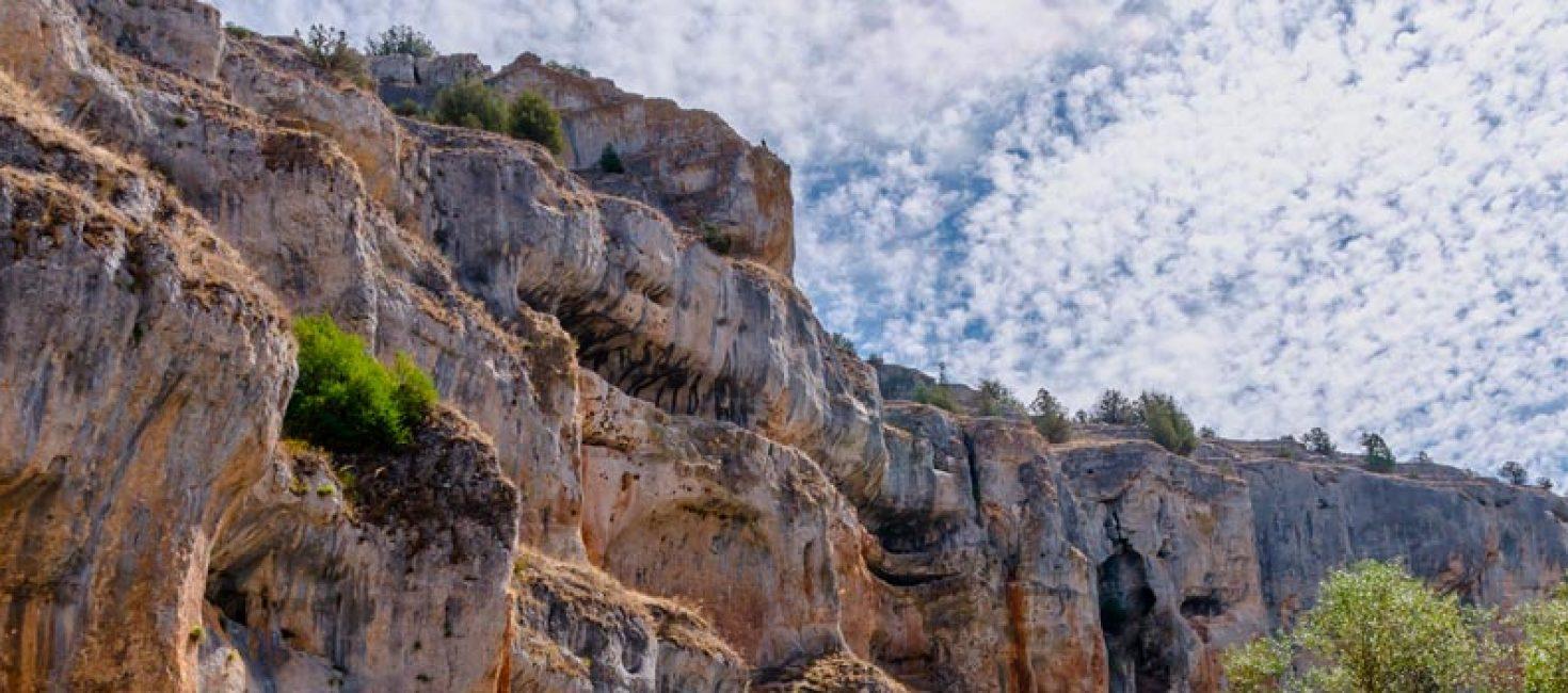 Parc Naturel des «Cañón del Río Lobos»