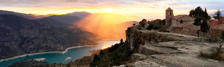 serra Montsant cataluna