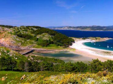 Islas Atlánticas de Galicia.