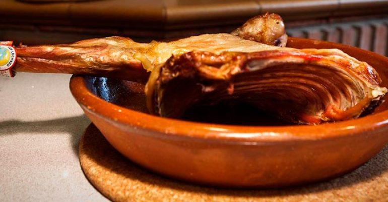 Lechazo de Castilla y León