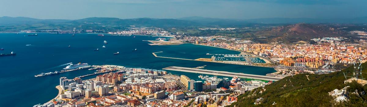 Panorámica que ver en Algeciras