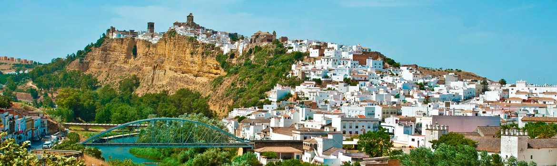 arcos frontera espana fascinante