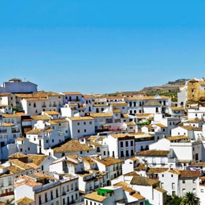 Where to sleep in Setenil de las Bodegas