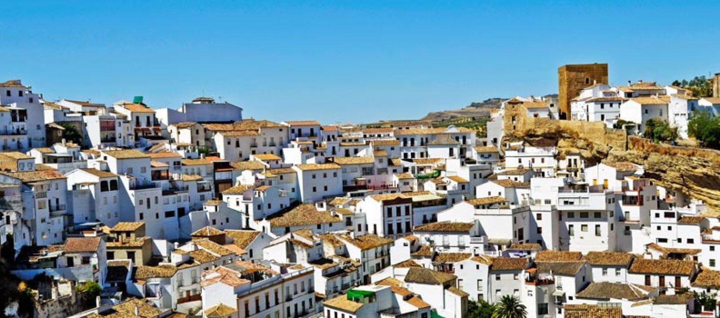 Where to sleep in Setenil de las Bodegas