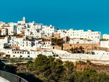 Where to sleep in Vejer de la Frontera