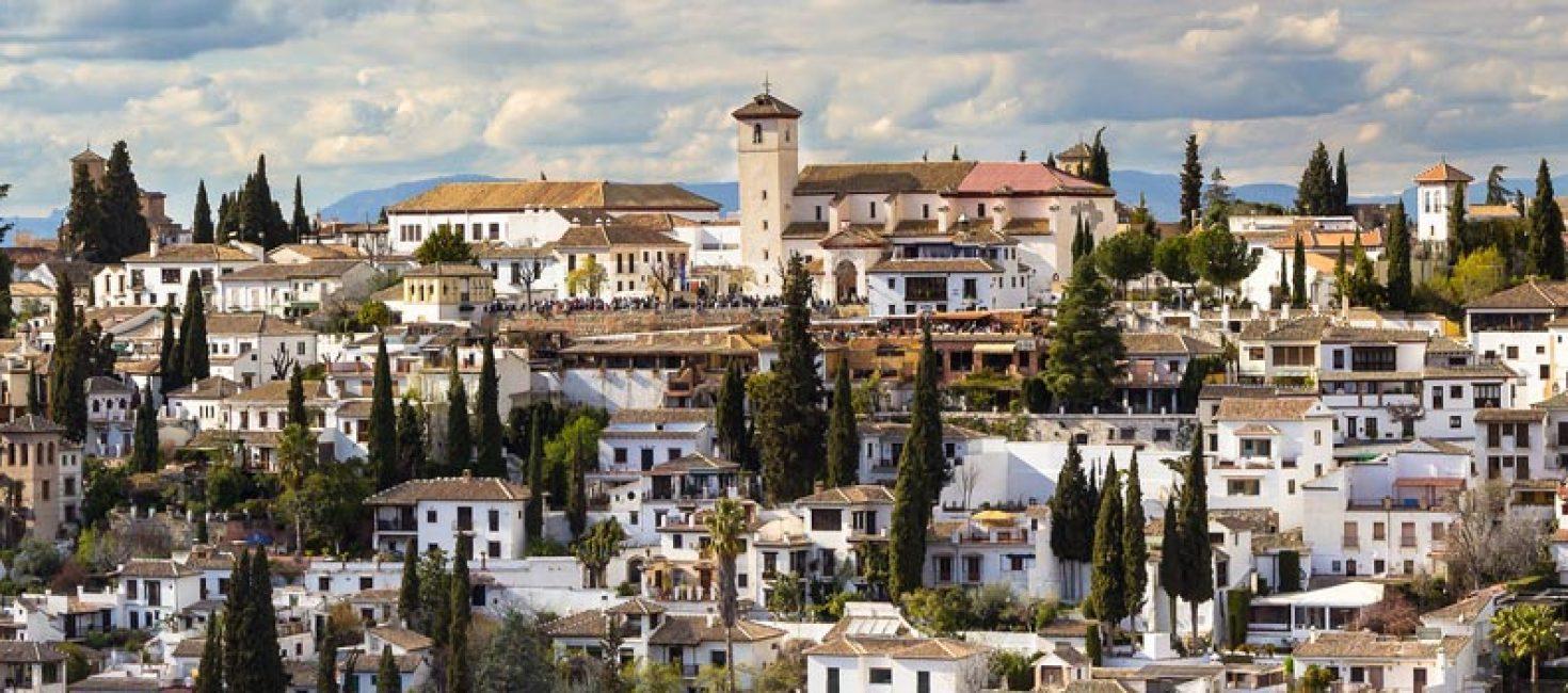 Where to sleep in Albaicín neighbourhood / Granada