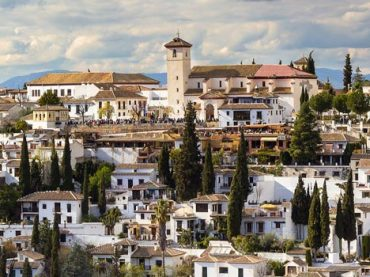 Where to sleep in Granada