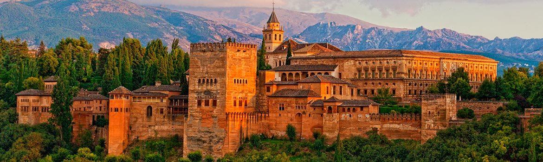 dormir en Granada
