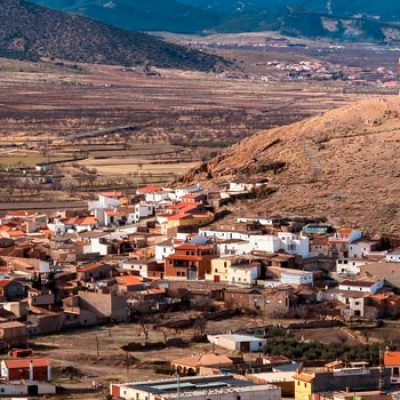 Dónde dormir en La Calahorra