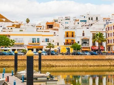 Where to sleep in Ayamonte