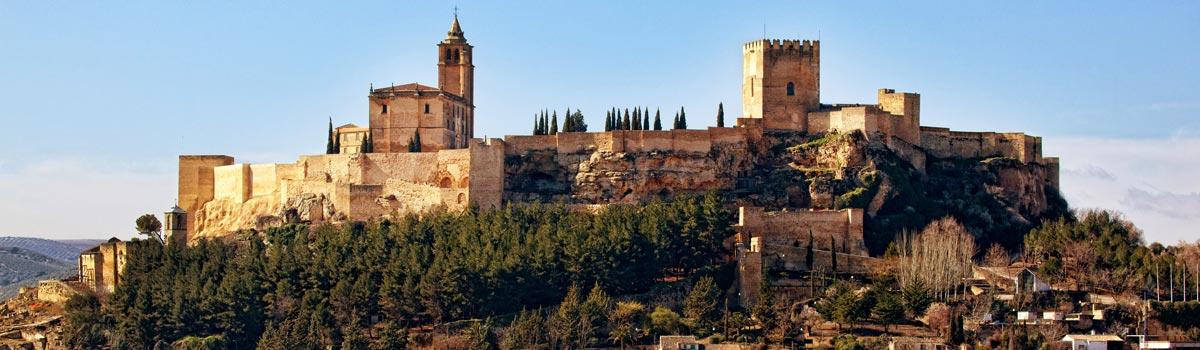 dónde dormir en Alcalá la Real
