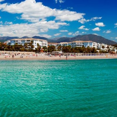 Dónde dormir en Marbella
