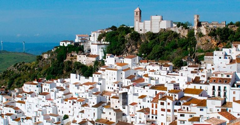 Where to sleep in Casares