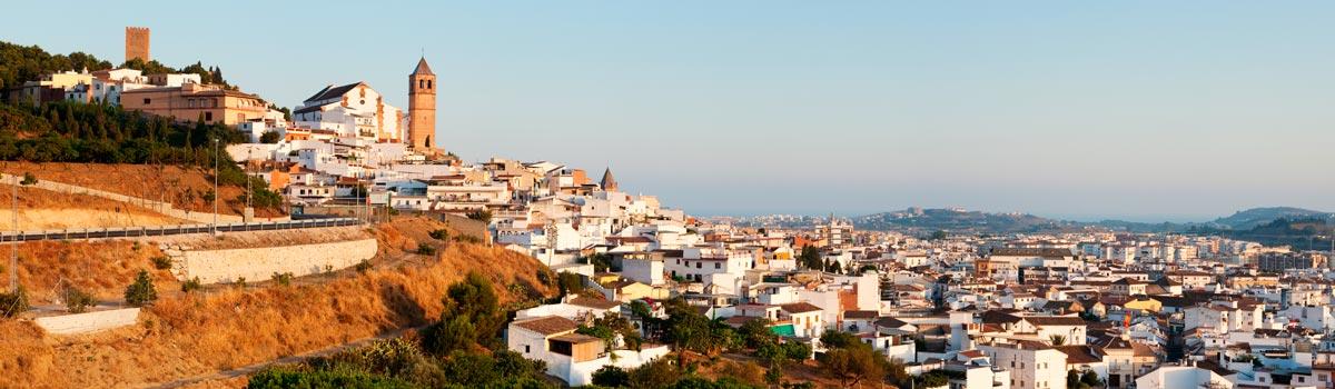 Panorámica que ver en Vélez Málaga