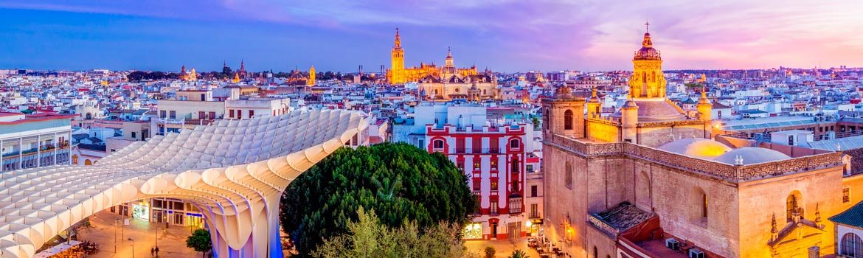 sevilla espana fascinante